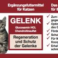 SAWApet Gelenk Katze