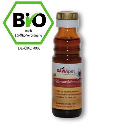 SAWApet Bio Schwarzkümmelöl