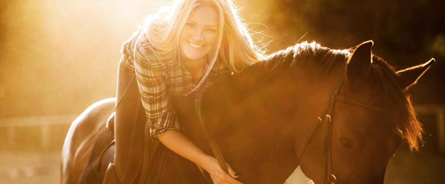 Gezielte Nahrungsergänzung für Pferde