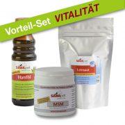 Vorteil-Set Vitalität - Nahrungsergänzung für Ihr Tier