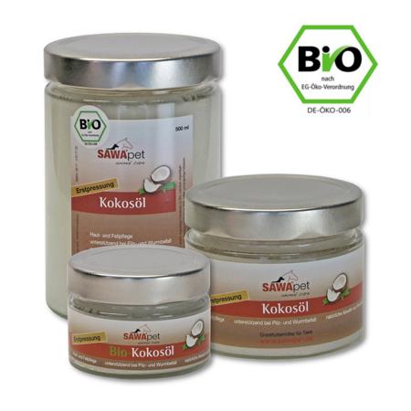 SAWApet Bio Kokosöl
