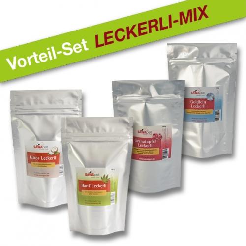 Vorteil-Set Leckerli-Mix - als gesunde Belohnung für Ihr Tier